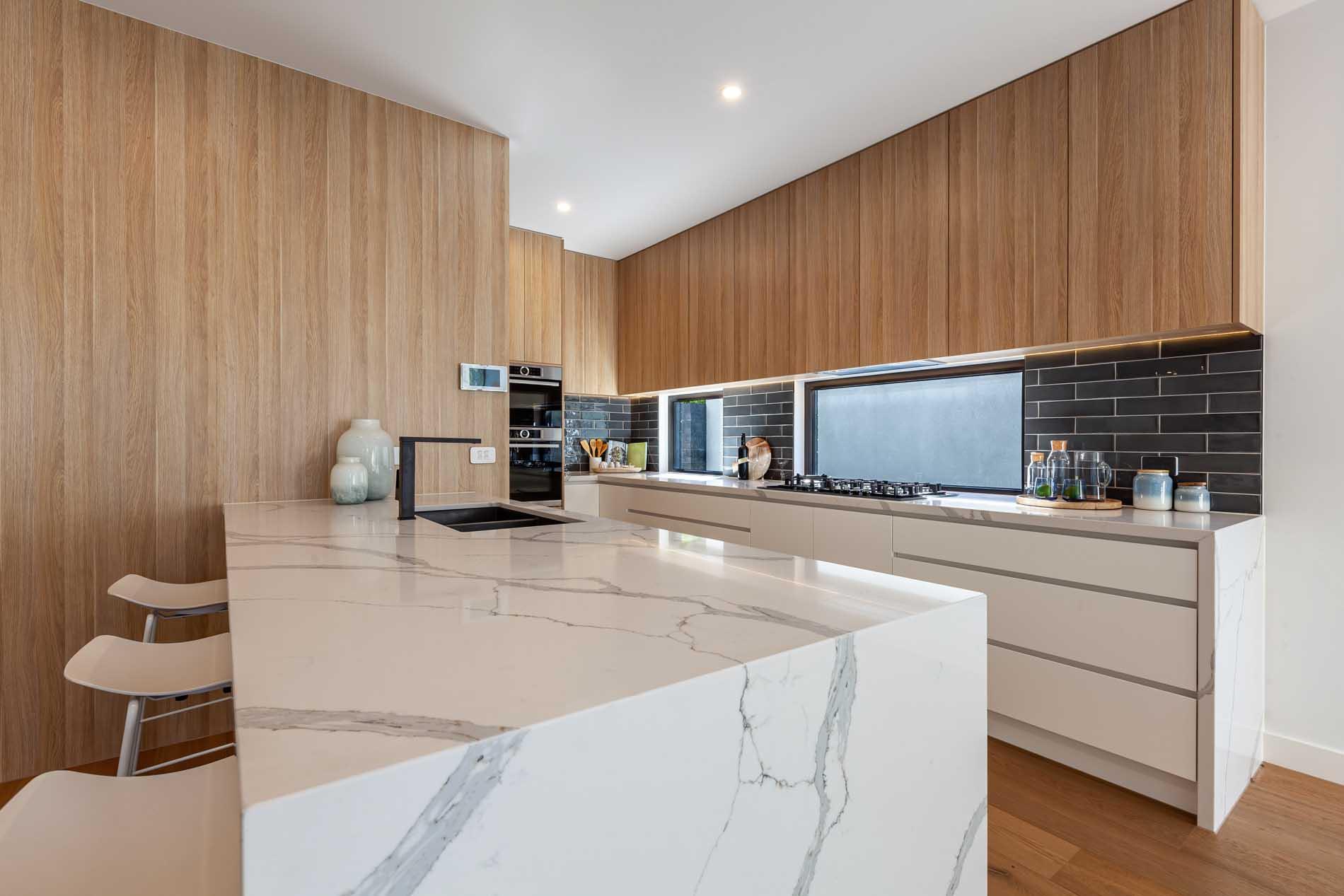 Dhursan Construction - Hillside kitchen
